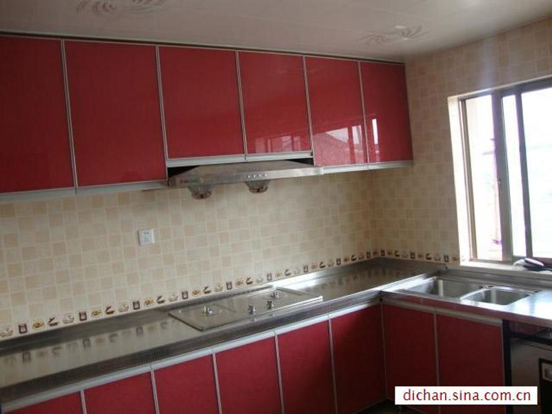 自建厨房灶台步骤图