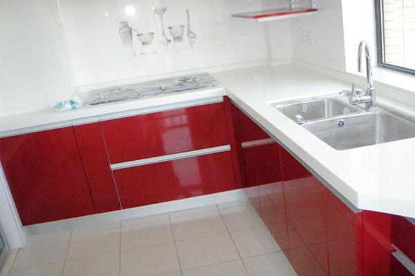 厨房灶台门装修效果图