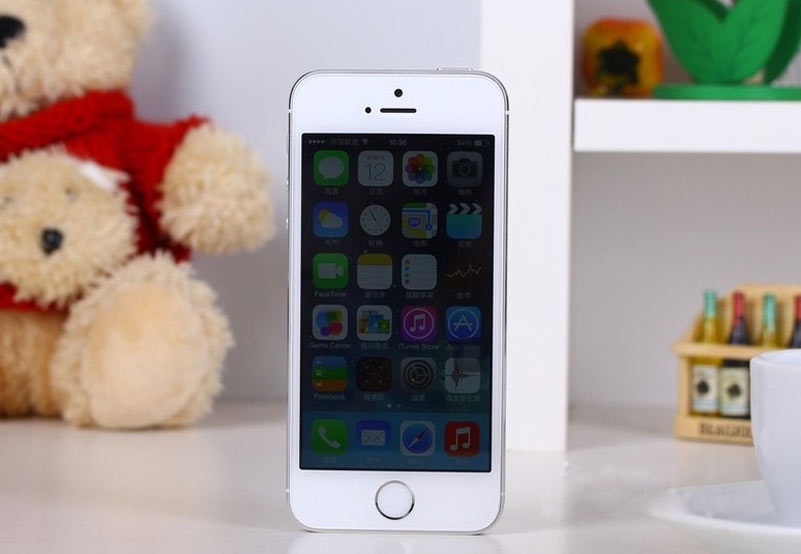 iphone苹果 5s 白色-iphone苹果-聊城手机